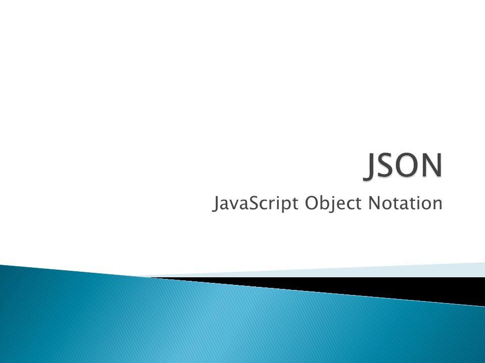 Web 2.0 // AJAX Datenübertragung mit XML Schwachstellen von XML Idee hinter JSON Aufbau von JSON Vorteile JSON