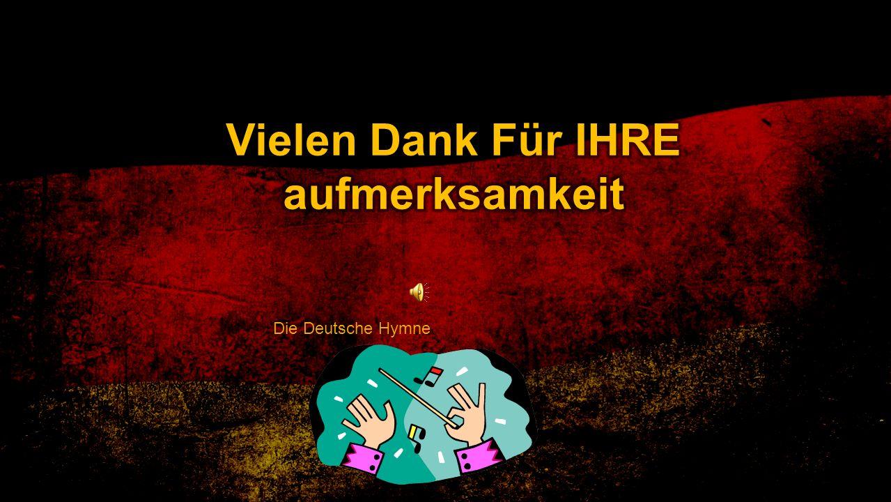 Die Deutsche Hymne