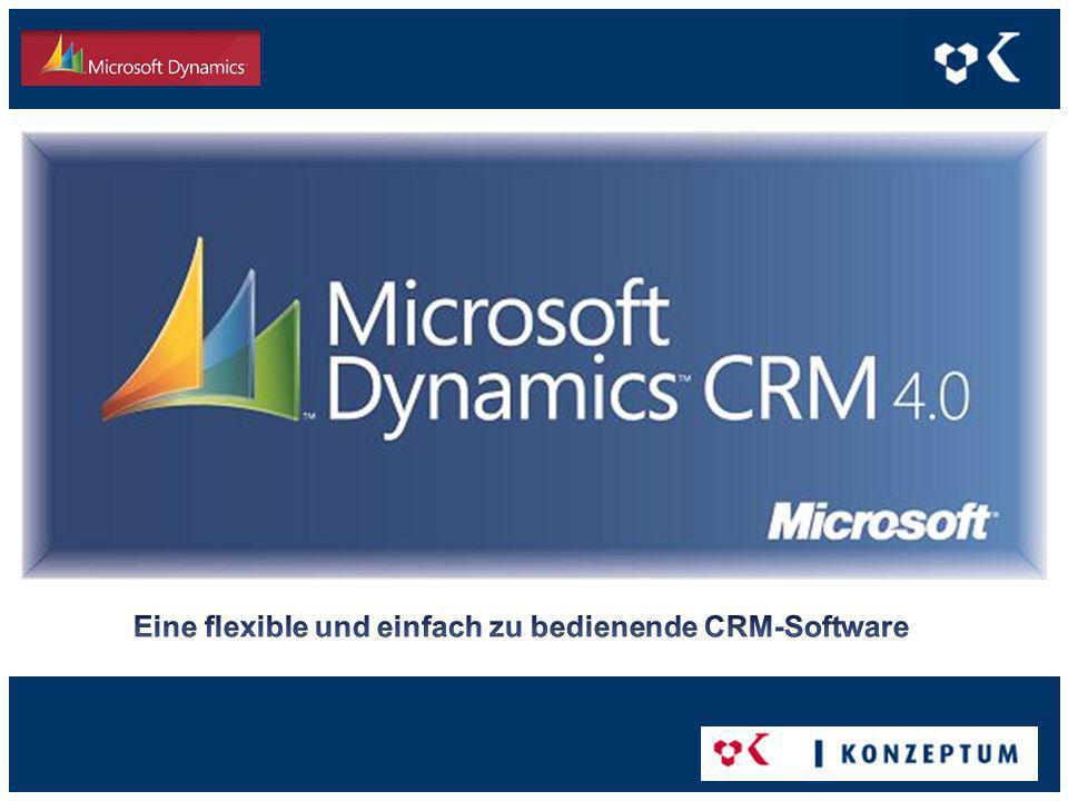 Eine flexible und einfach zu bedienende CRM-Software Mit dieser Kundenmanagement-Software profitieren Sie und Ihr Unternehmen von einer neuen Generation an Technologien und Funktionen, mit denen Sie ihre Kundenbeziehungen gewinnbringend gestalten können.