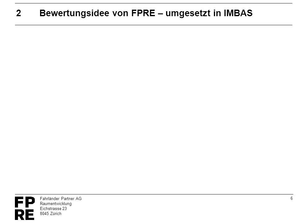 27 Fahrländer Partner AG Raumentwicklung Eichstrasse 23 8045 Zürich 3.4Wohneigentum: Steigende Preise Quelle: Transaktionspreisindizes Fahrländer Partner.