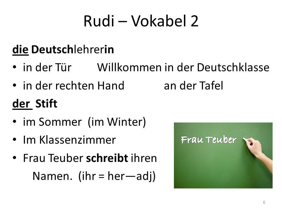 Die Geschichte von Rudi Kapitel 3 Rudi und Anja nach der Schule 37
