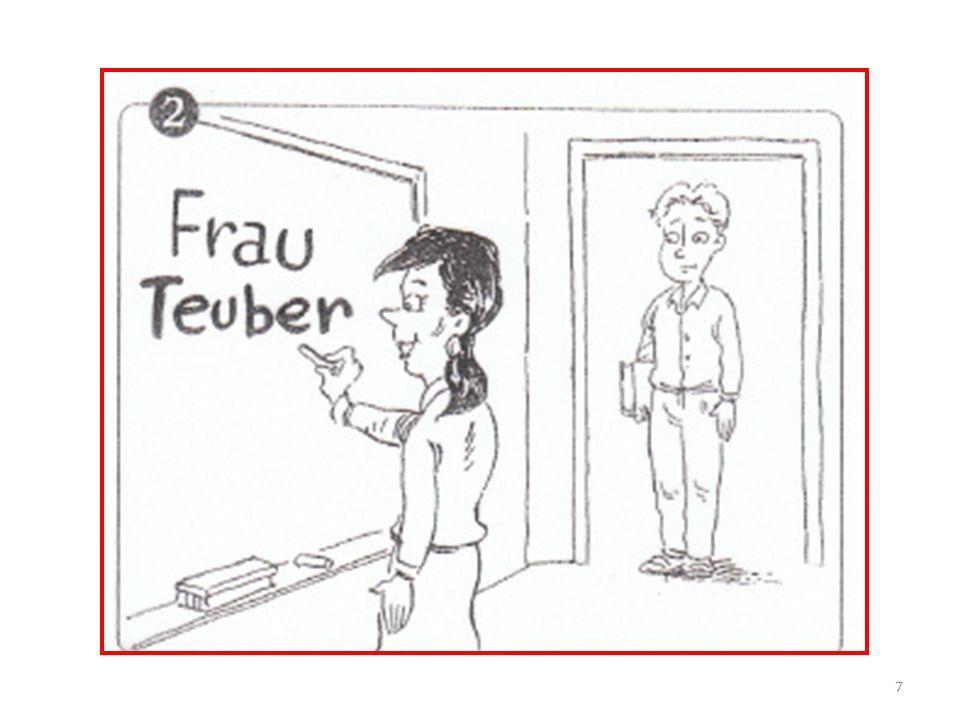 Rudi Vokabel 5 (Kapitel 2) Ich bin dreizehn.I am thirteen.