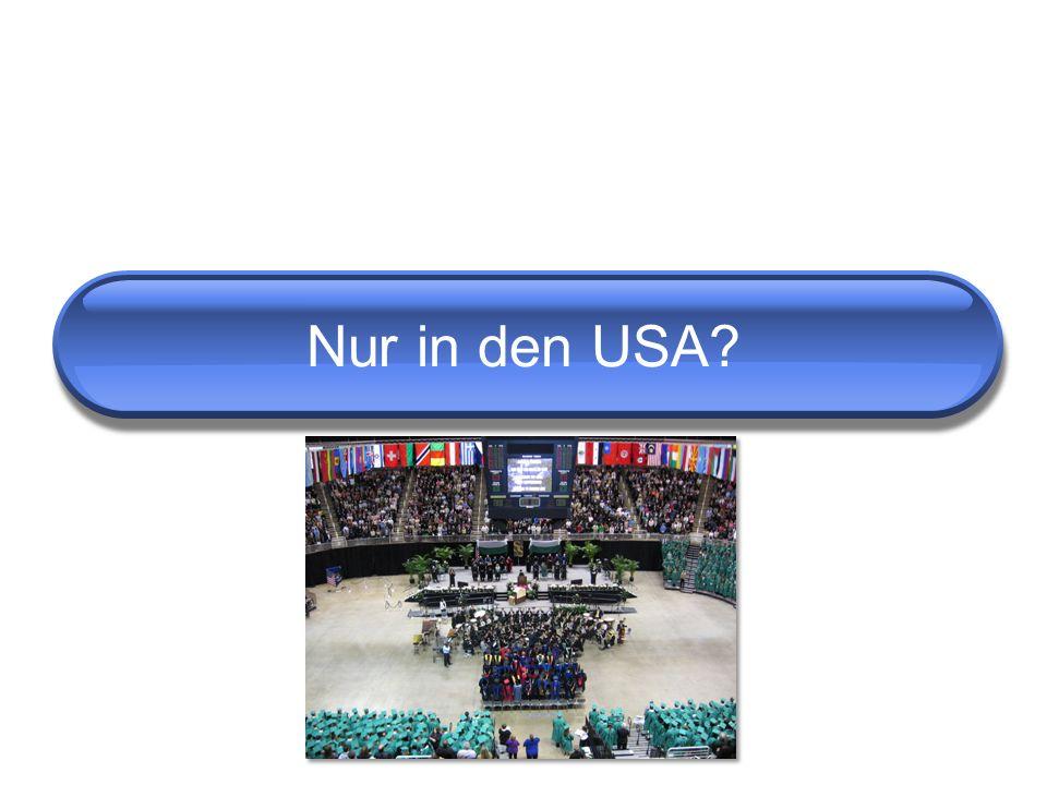 Nur in den USA?