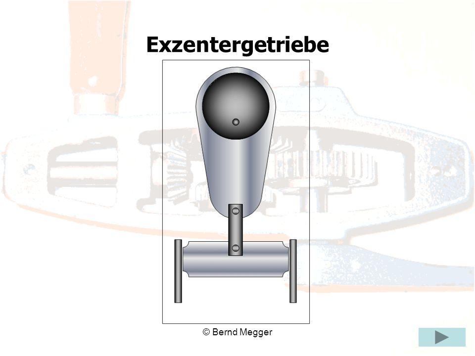 © Bernd Megger Exzentergetriebe