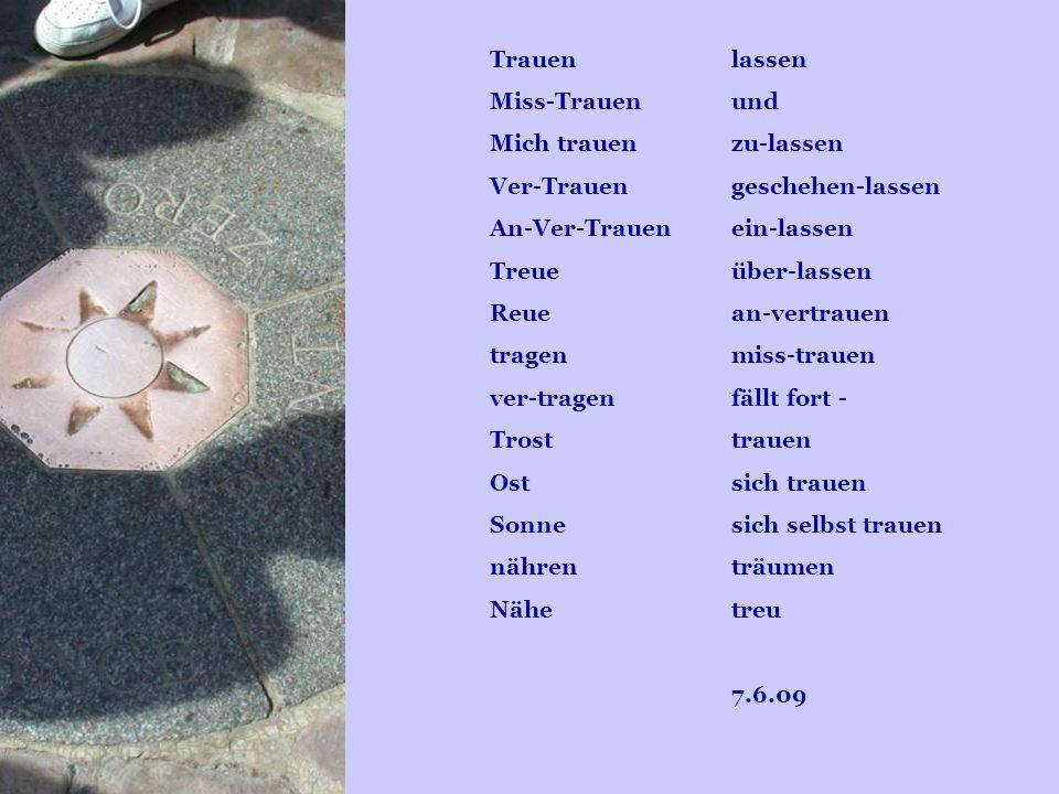 Und aus deinem Inneren quillt dieser Balsam empor und formt einen Schild, der die Wucht der Schläge pariert und durch seine Kraft des Schutzes dir wieder Sicherheit schenkt und das Empfinden von Getragensein von der göttlichen Hand.