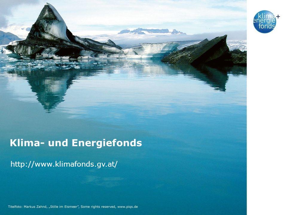 14_2 9.11. 07 Klima- und Energiefonds http://www.klimafonds.gv.at/