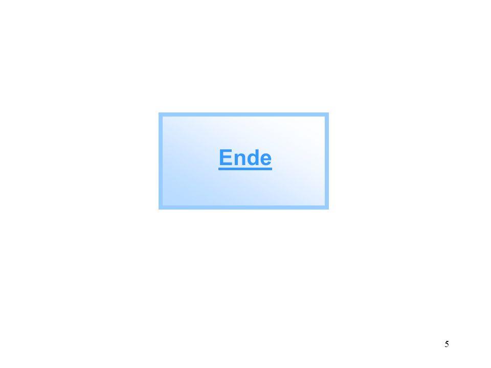 5 Ende