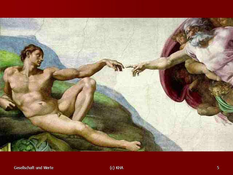 Gesellschaft und Werte(c) KHA6 Platon (427-347) Platon (427-347) Aristoteles (384-322) Aristoteles (384-322) Augustinus (354-430) Augustinus (354-430) Thomas von Aquin (1225-1274) Thomas von Aquin (1225-1274) Martin Luther (1483-1546) Martin Luther (1483-1546) René Descartes (1596-1650) René Descartes (1596-1650) Jean Jaques Rousseau (1712-1778) Jean Jaques Rousseau (1712-1778) Gotthold Ephraim Lessing (1729-1781) Gotthold Ephraim Lessing (1729-1781) Immanuel Kant (1724-1804) Immanuel Kant (1724-1804) Georg F.W.