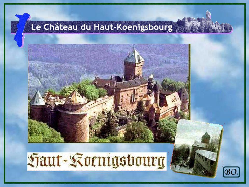 Die Hohkönigsburg, an der zahlreiche Erinnerungen deutscher Geschichte haften, war meinem Vater bei einem Besuch von Schlettstadt vom Bürgermeister als Geschenk angeboten worden.