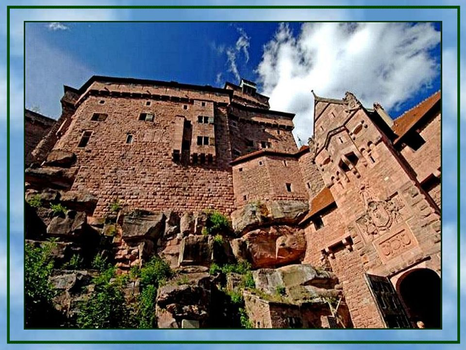 1479 gab Kaiser Friedrich III. die Burg als Lehnsgut an den Schweizer Grafen Oswald von Thierstein ( 1488) und dessen Bruder Wilhelm. 1517 starben die