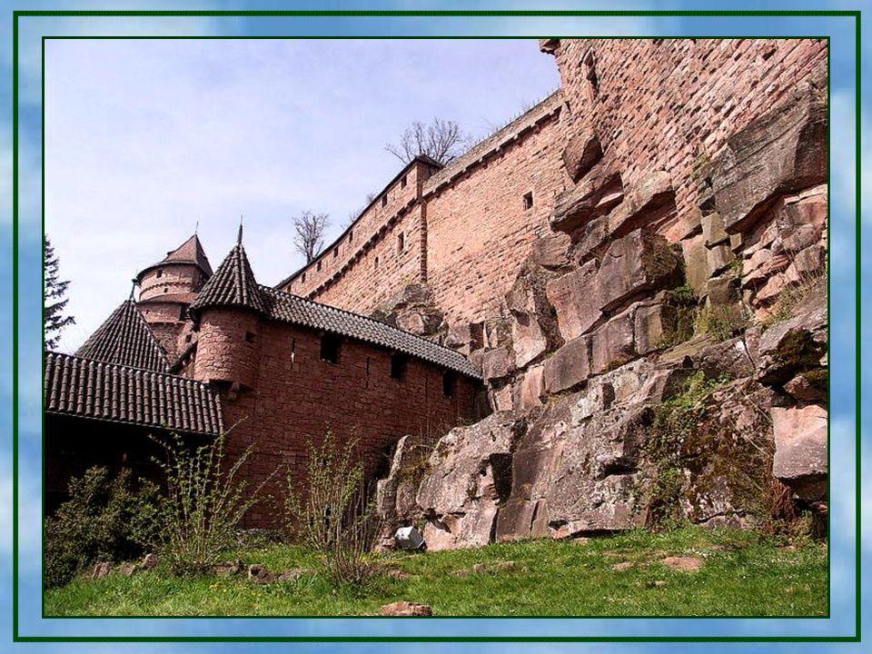 Der Bau hatte über zwei Millionen Reichsmark gekostet, die zum großen Teil von Elsass-Lothringen bezahlt werden musste. Die großzügige Schenkung an de