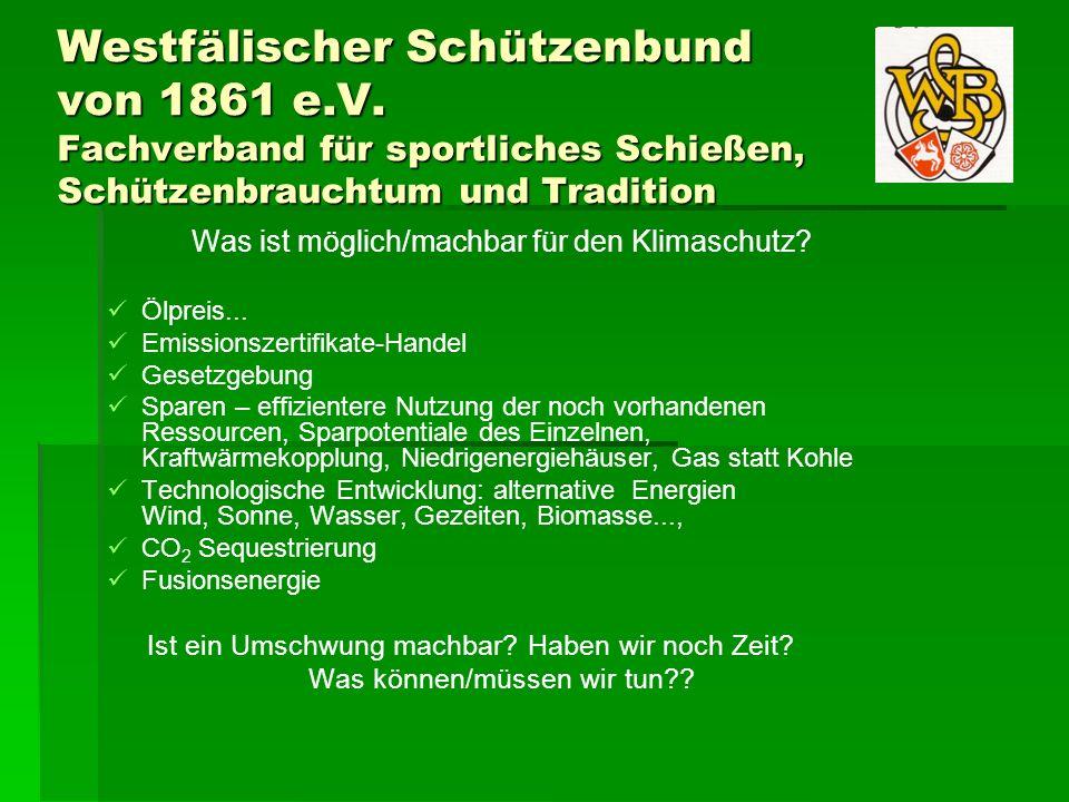 Westfälischer Schützenbund von 1861 e.V.