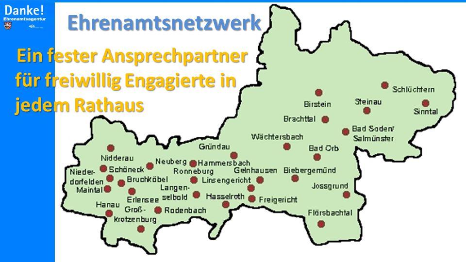 63571 Gelnhausen Telefon: (06051) 85-11222 E-Mail: Ehrenamtsagentur@mkk.de www.Ehrenamt.mkk.de www.Ehrenamt.mkk.de Wir sehen uns.