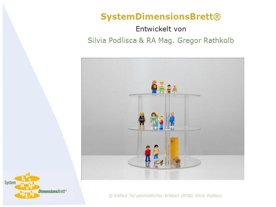 SystemDimensionsBrett® Entwickelt von Silvia Podlisca & RA Mag.