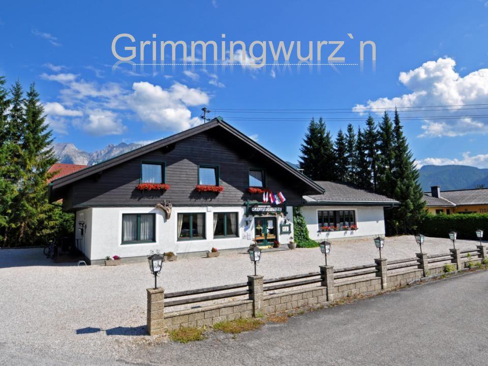 Home Restaurant Grimmingwurz`n Bad Mitterndorf Restaurant