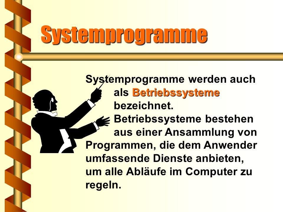 3. Systemprogramme