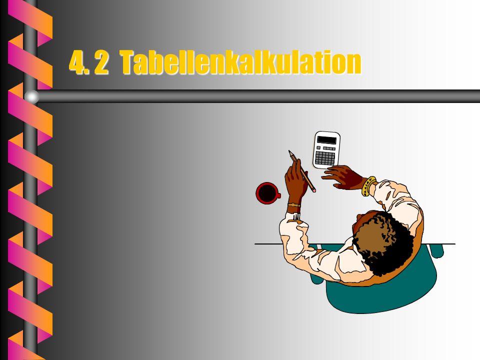 Textverarbeitung Texte erfassen, Texte gestalten z.B.: Tabulatoren, viele Schriftarten, Suchen und Tauschen von Zeichenfolgen, Kopieren und Verschiebe