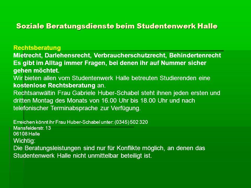 Studieren mit Handicaps 2.Finanzierung des behindertenbedingten Mehrbedarfs Mehrbedarfs Reichen BAföG bzw.