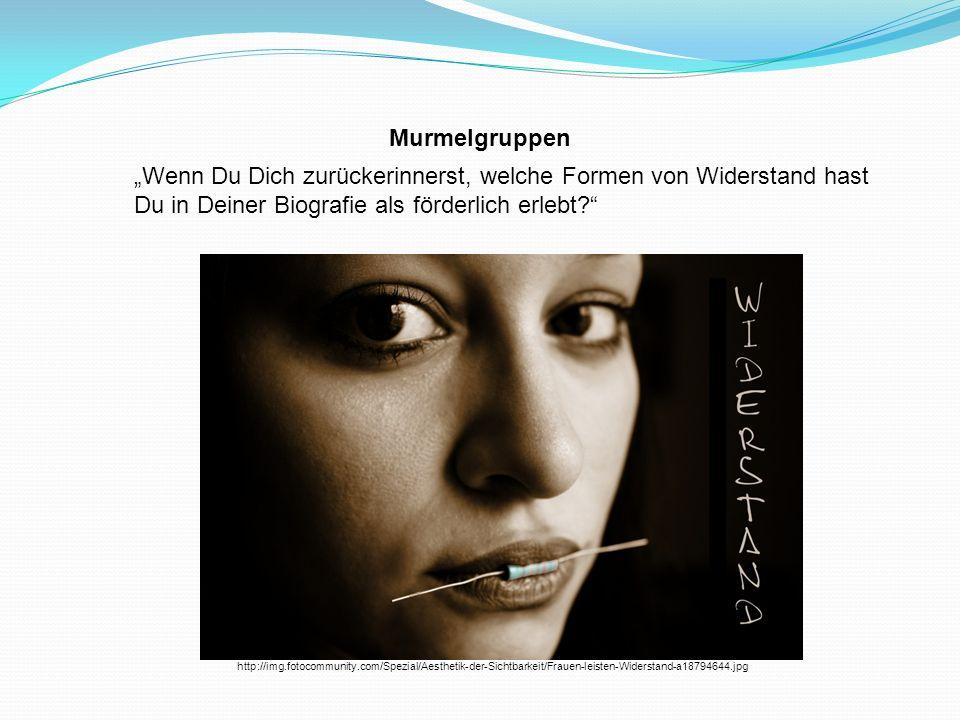 Murmelgruppen http://img.fotocommunity.com/Spezial/Aesthetik-der-Sichtbarkeit/Frauen-leisten-Widerstand-a18794644.jpg Wenn Du Dich zurückerinnerst, we
