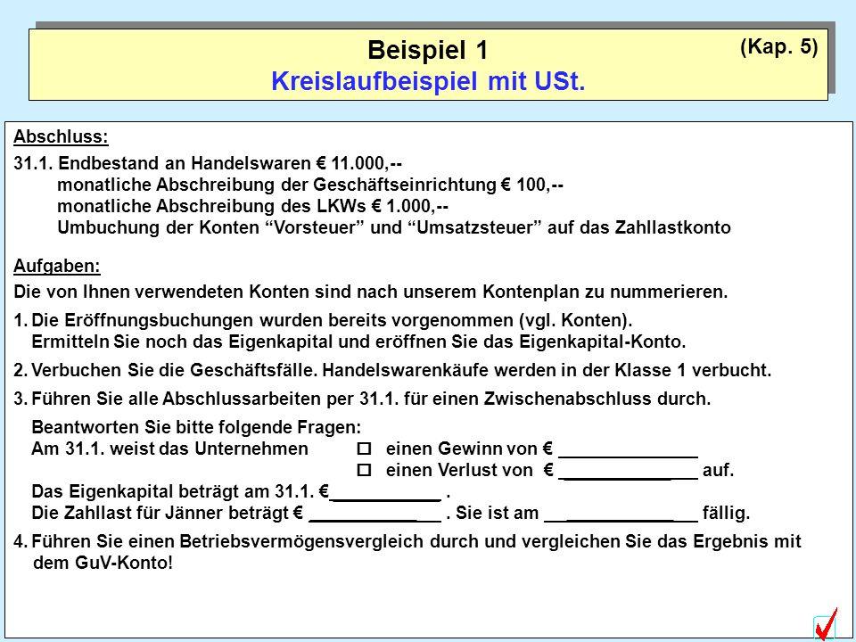 © Abteilung für Wirtschaftspädagogik, WU-Wien 23 TextSollHabenDat.TextSollHaben 31.1.