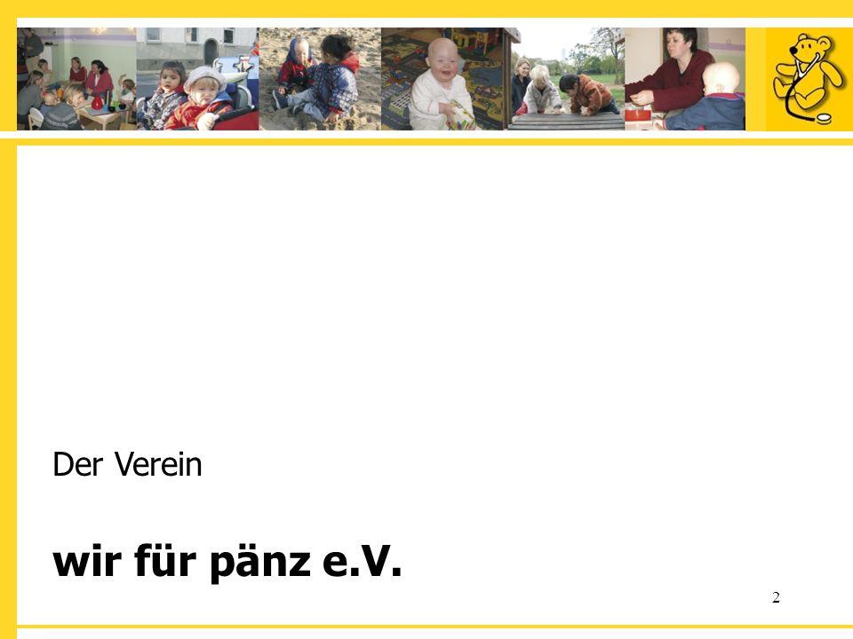 2 Der Verein wir für pänz e.V.