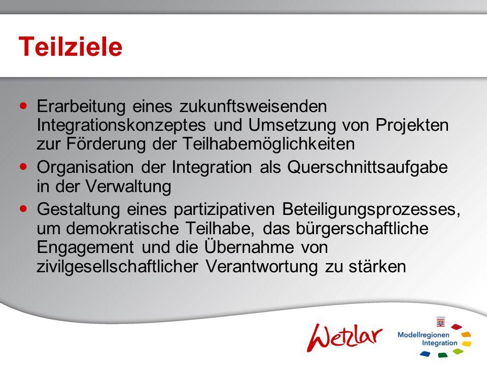 Steuerungsstruktur Verw.Projektgruppe mit zentralen Fachämtern u.