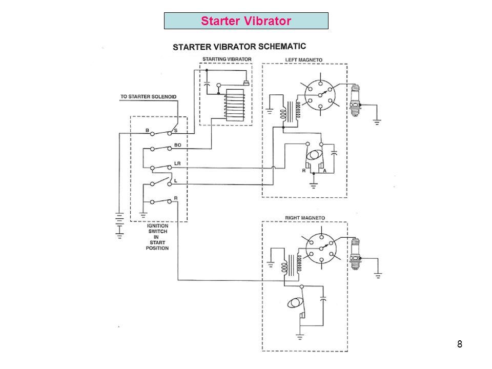 8 Starter Vibrator
