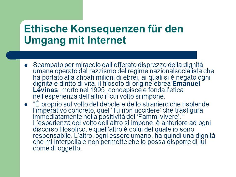 Informationsgerechtigkeit im Internet In Bezug auf die Informationsgerechtigkeit können nun die 3 Ebenen unterschieden werden: Die Mikroebene (d.i.