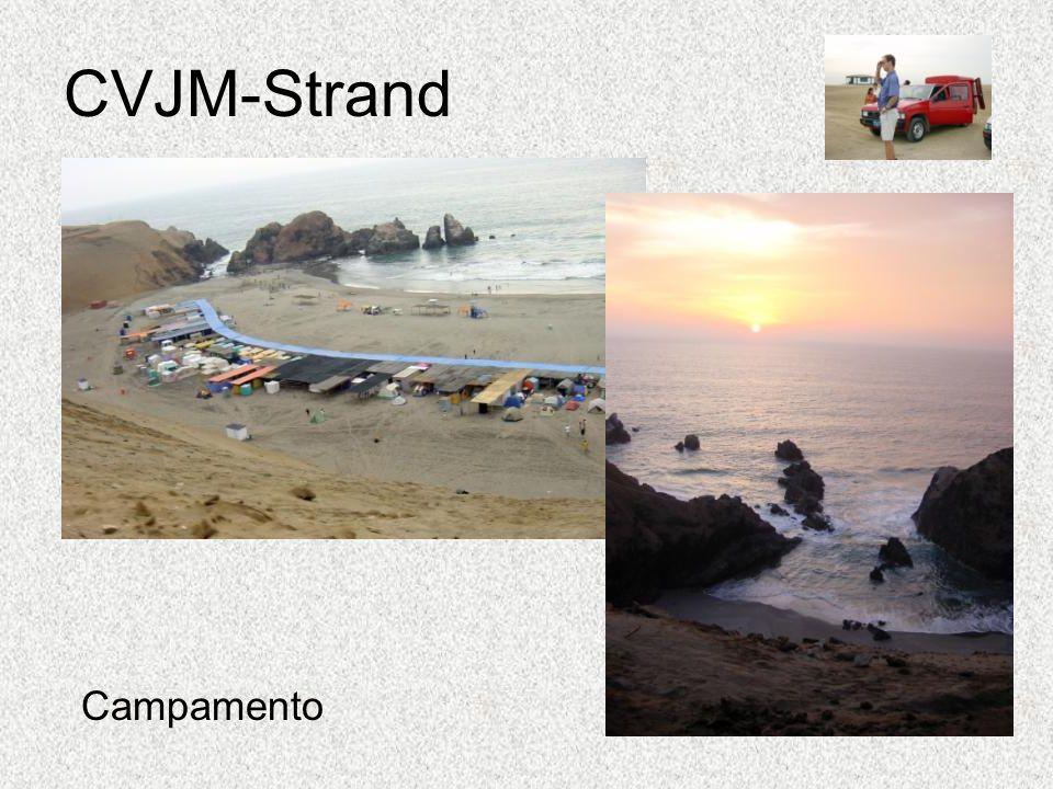 CVJM-Strand Campamento
