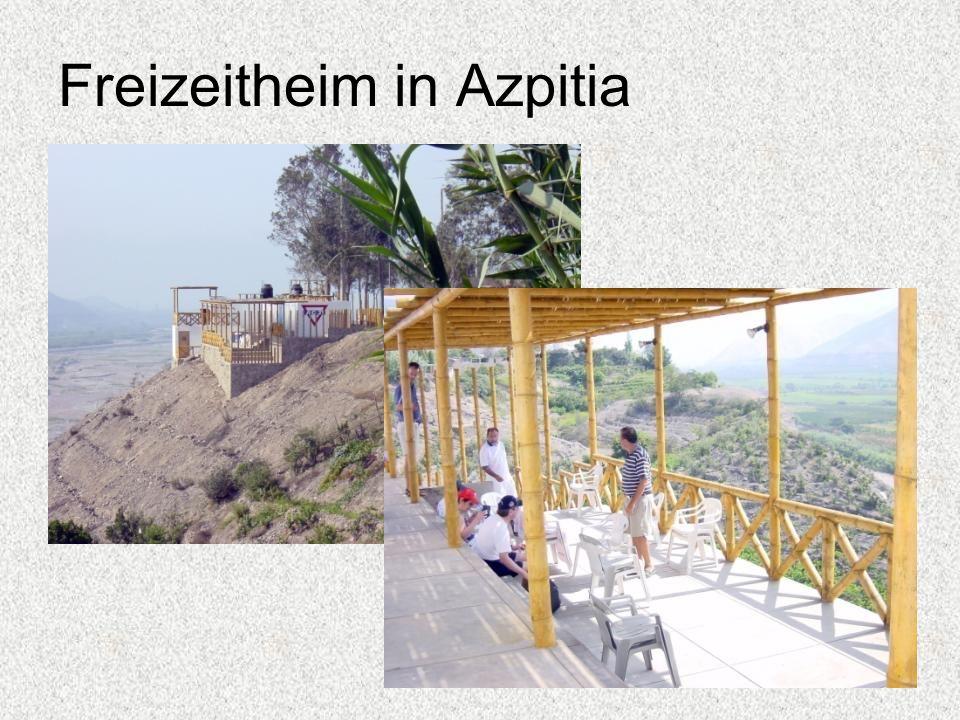 Freizeitheim in Azpitia
