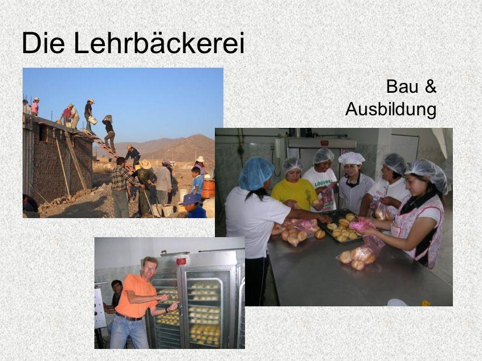 Die Lehrbäckerei Bau & Ausbildung