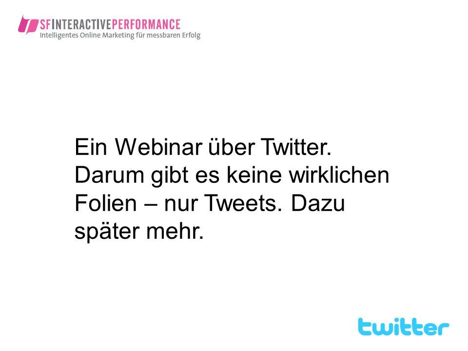 6: Als Verantwortlicher für interne Kommunikation nutzen Sie einen Twitter OS-Clone zum internen Dialog.