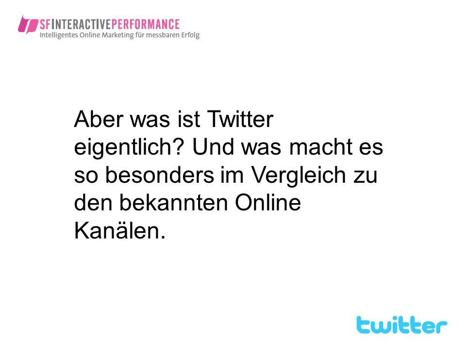 Auch Daimler twittert – mehrfach u.a.: gut @Daimler_BI und schlecht @Daimler