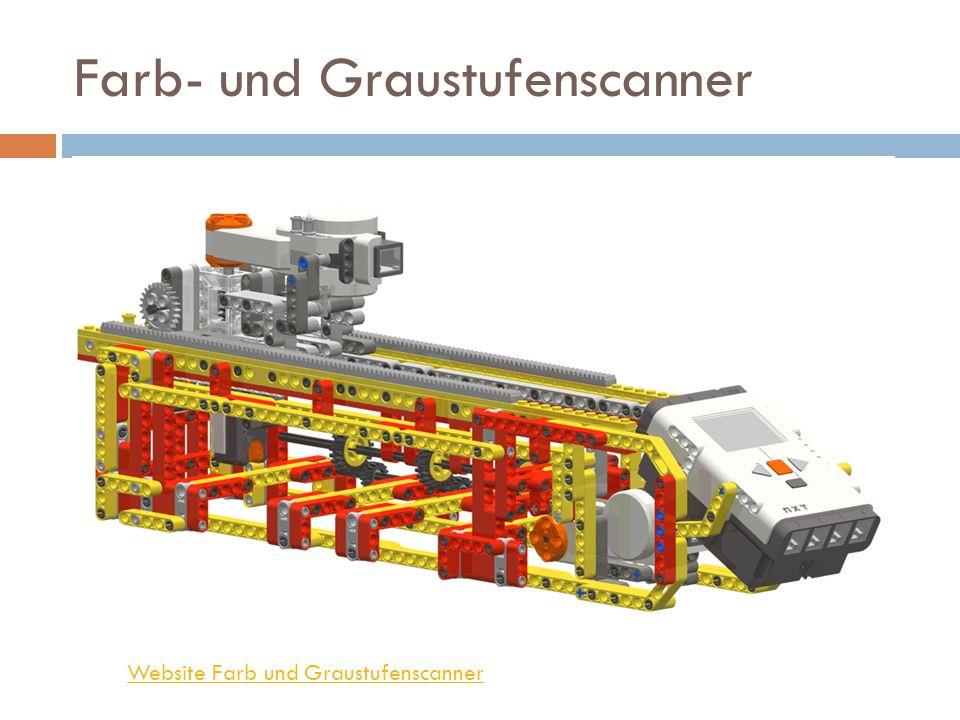Farb- und Graustufenscanner Website Farb und Graustufenscanner