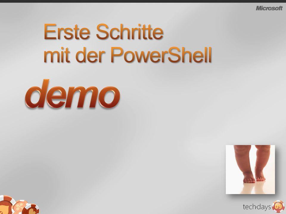 Exchange 2007 Administration per PowerShell nur auf dem Exchange Server direkt per RDP-Session remote Exchange-Remote-Admin z.