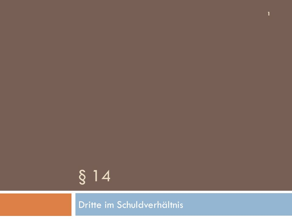 […] insb.: Schuldnerschutz Rechtsfolgen 92