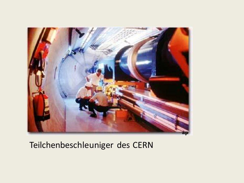 Teilchenbeschleuniger des CERN