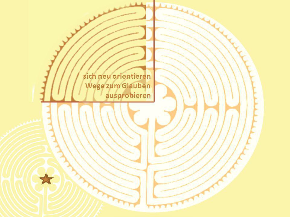 jhfghjfjfjfj sich neu orientieren Wege zum Glauben ausprobieren