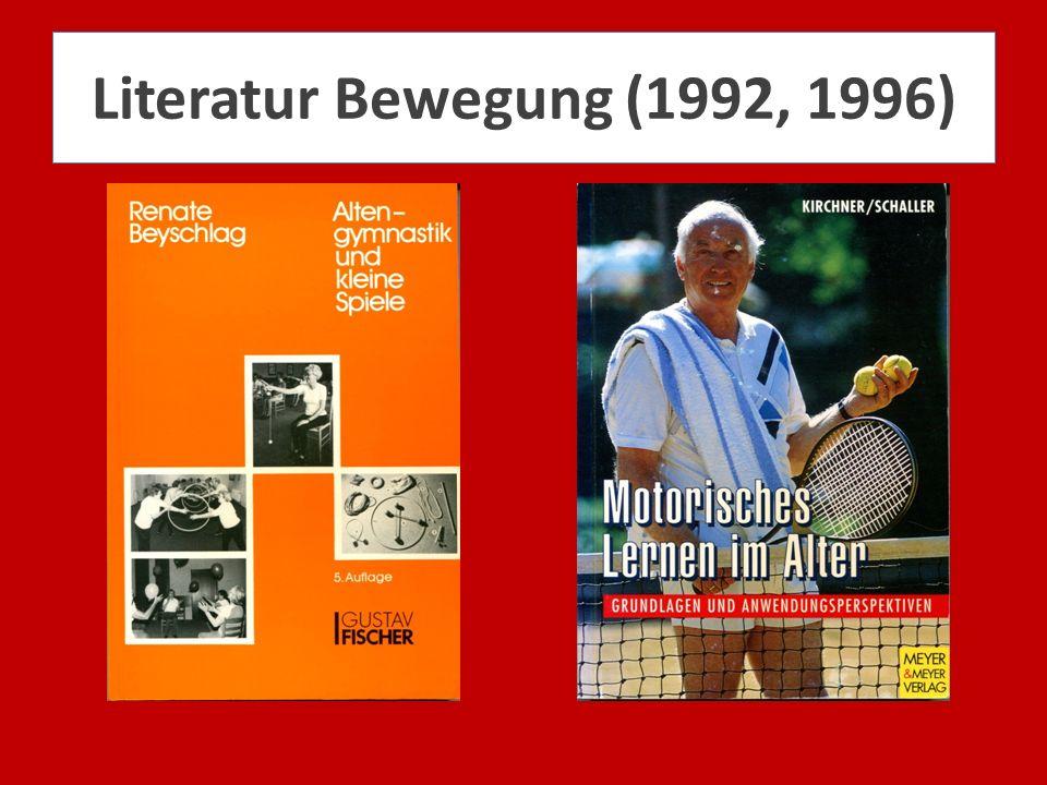 Literatur Bewegung (1992, 1996)