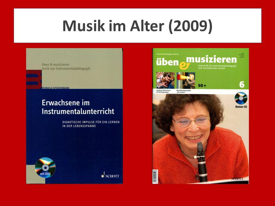 Musik im Alter (2009)