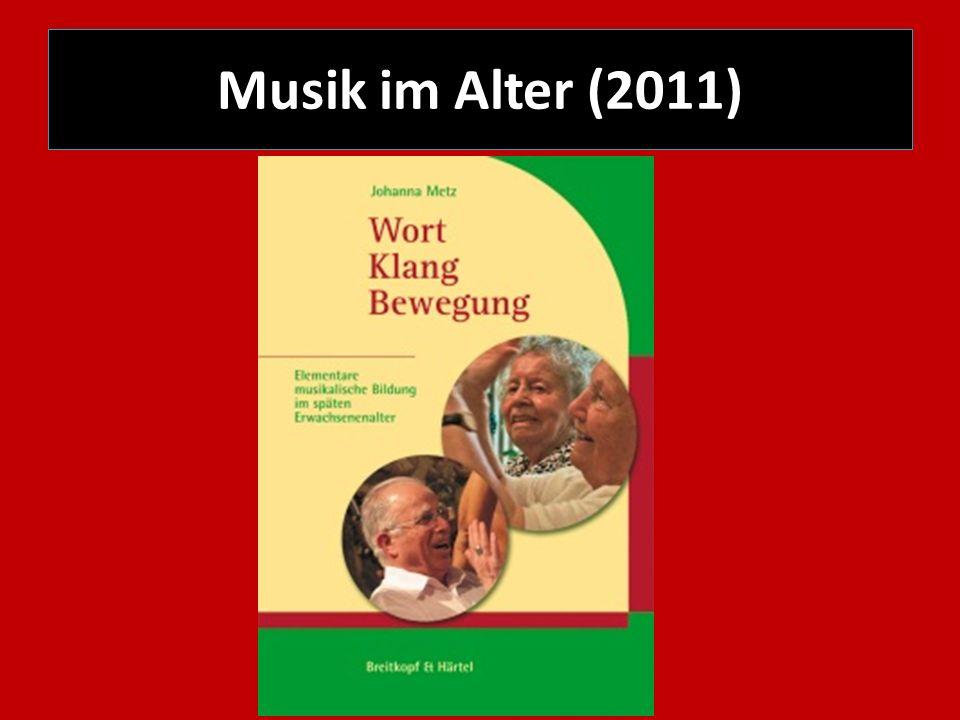 Musik im Alter (2011)