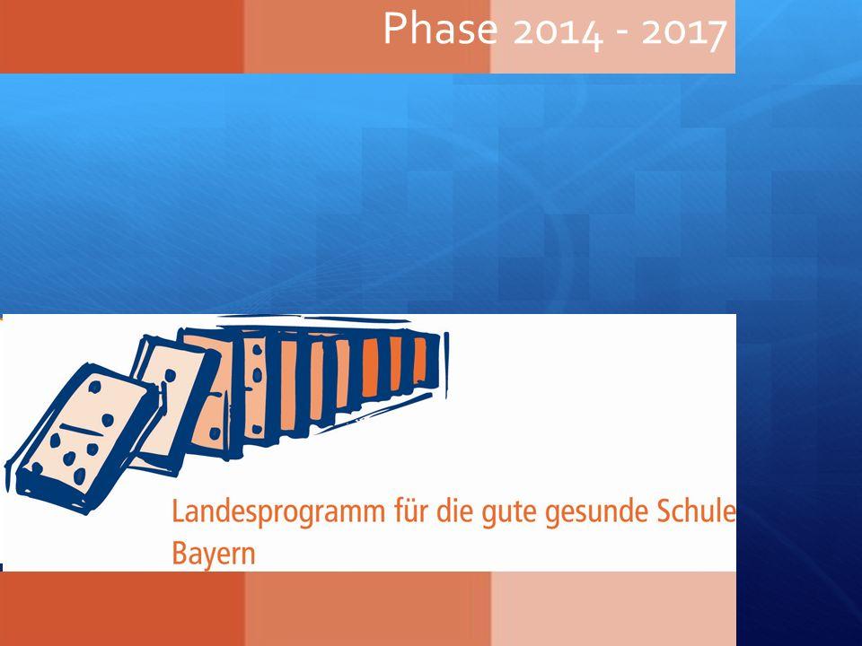 Phase 2014 - 2017