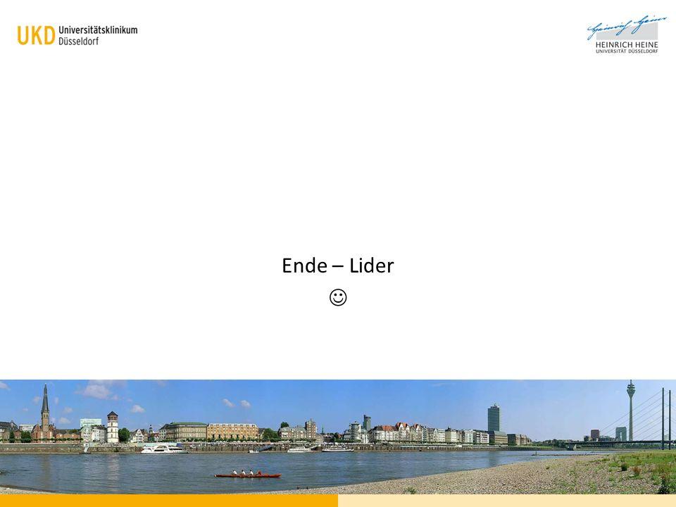 Ende – Lider