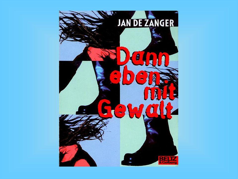 ,,Dann eben mit Gewalt Wir, die Klasse 8b der Hanna-Heiber Hauptschule Kranenburg haben 3 Wochen im Mai an einem Lesetagebuch gearbeitet.