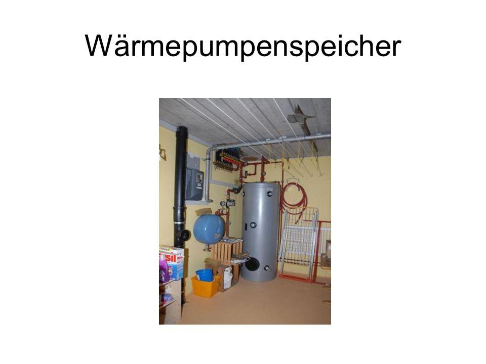 Wärmepumpenspeicher