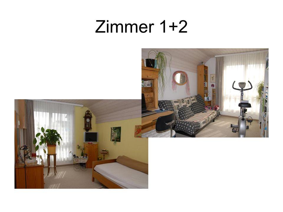 Zimmer 1+2