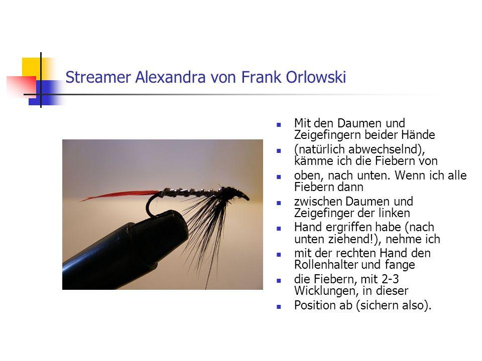 Frank Orlowski Iserlohn So, nun werden wir unserem Gebilde ein wenig Schönheit einhauchen.