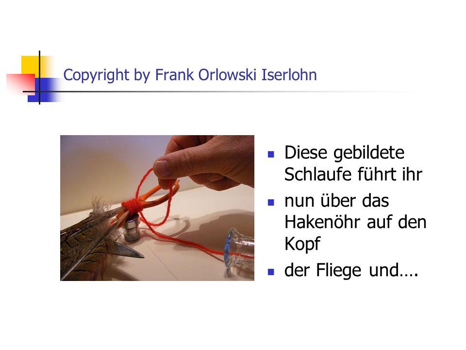 www.das-grosse-schwedenforum.de ….zieht am ablaufenden Ende des Bindefadens (sprich Rollenhalter) diese Schlaufe zu.