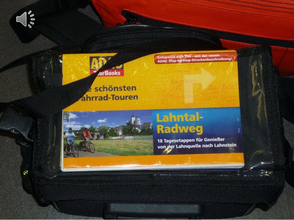 Der Lahntalradweg mit den RRC Blitz Essen-Kray Von Kreuztal nach Netphen – Lahnhof Von der Lahnquelle bis Koblenz Tag 1 und 2 Bilder: Markus, Reiner, Walter