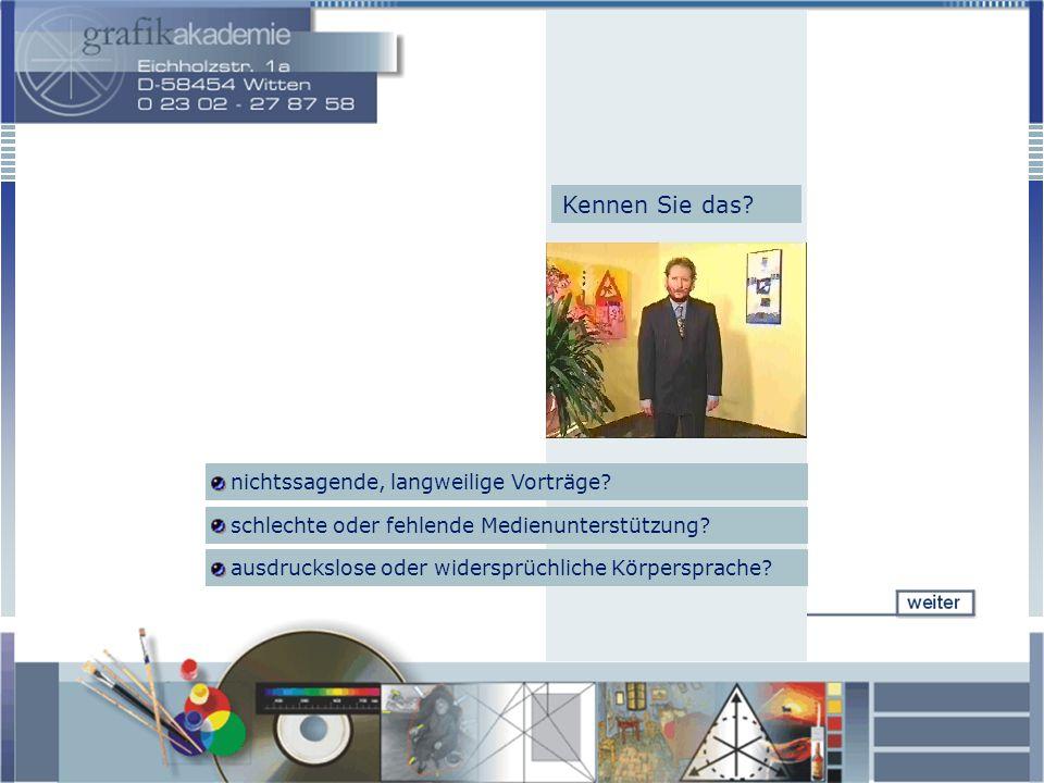 Vorkenntnisse: CorelDRAW-Spezialtechniken, Schulungen: MetaCreations Show [Bild- und Text- Präsentationsprogramm] (8) inklusive aller Schulungsmaterialien, bis zu 10 Teilnehmer Komplett: 492 S c h u l u n g s - P a k e t 8